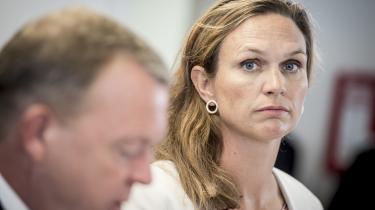 Undervisningsminister Merete Riisager (LA) har længe været modstander af den skolereform, som forligspartierne nu justerer.