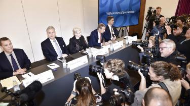 Finanstilsynet mødte stor kritik for at have stolet for meget på Danske Bank, da hvidvaskskandalen kom frem. Nu frifinder tilsynet sig selv.