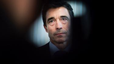 Anders Fogh Rasmussen – her fotograferet i 2006, mens han var statsminister – sad ifølge udredningen forud for Irak-krigen inde med viden om bl.a. risikoen for regional ustabilitet, som ikke blev videregivet til Folketinget.