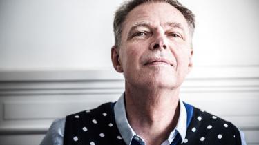 På rekordtid har Klaus Riskær Pedersenindsamlet 15.156 vælgererklæringer af de i alt 20.109, som han skal indlevere senest 15 dage inden valgdagen for at være opstillingsberettiget til Folketinget.