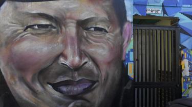 Ordkrigen mod Hugo Chavez' revolution får optrapningen omkring Venezuel til at ligne optakten til den sidste store oliekrig. Det ville se godt ud at indrømme det.