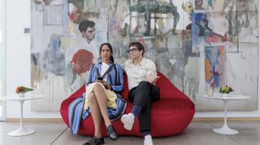 Zawe Ashton ogJake Gyllenhaal i Dan Gilroys underholdende satire over Los Angeles' kunstverden,'Velvet Buzzsaw'.