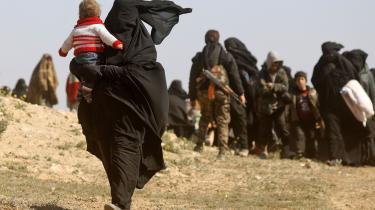 Islamisk Stat er omringet i den lille by Baghuz i det østlige Syrien. Byen er belejret, og mange forventer, at det bliver det sidste konventionelle slag i krigen mod Islamisk Stat