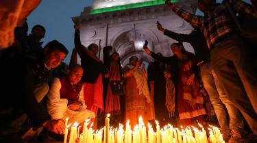 Den islamistiske gruppe Jaish-e-Mohammedhar taget ansvar for sidste torsdags terrorangreb i indisk Kashmir, der dræbte flere end 40 indiske soldater fra en paramilitær styrke. Det har ledttil nye diplomatiske stridigheder mellem Asiens to største magter, Indien og Kina.