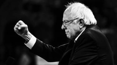 Bernie Sanders stiller op til præsidentvalget i 2020.