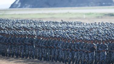 For nylig udgav det amerikanske Defense Intelligence Agency rapporten China Military Power, der er en omhyggelig gennemgang af de kinesiske våbnede styrkers militære kapaciteter, doktriner og struktur.