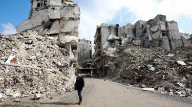 En aktuel rapport om en forbedret sikkerhedssituation i dele af Syrien kan blive det første trin i inddragelsen af opholdstilladelser for syriske flygtninge med midlertidig opholdstilladelse i Danmark