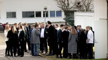 Liberal Alliances Ungdom holdt landsmøde på Høje Taastrup Gymnasium i weekenden, hvor Signe Bøgevald Hansen blev valgt som ny formand.
