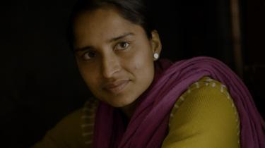 En af kvinderne i den Oscarvindende korte dokumentarfilm, 'Period. End of Sentence', drømmer om at blive politibetjent, fordi hun så ikke behøver at gifte sig.