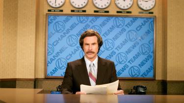 Ron Burgundy er tilbage – i podcastformat!
