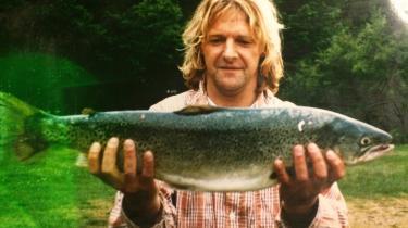Fisketurene til Norge var noget af det, der som ung gav Bent O. Rasmussen den ro, han ikke kunne finde andre steder.