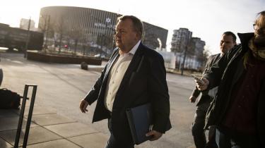 Løkke-regeringen har aldrig ønsket en undersøgelseskommission om SKAT.