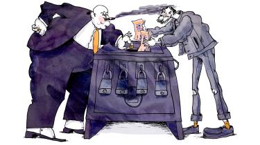 Hvorfor går finanssektoren fri af den ramme- og afgiftsstyring, som alle andre erhverv i Danmark pålægges? Dens særstatus betyder, at vi går glip af milliarder i skatteindtægter årligt, skriver konsulent Sven-Åge Westphalen