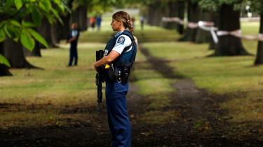 Brenton Tarrant, den formodede gerningsmand til massenedskydningen i to moskeer i New Zealand, hvor 49 blev dræbt, siger, at hans motiv var »at skabe frygt«