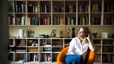 Lone Frank læste 'Portræt af kunstneren' af James Joyce som 19-årig, men har ikke læst bogen siden. Hun vil ikke forurene den erindring, hun har af bogen, ligesom hun ikke har lyst til at gå tilbage til sin barndomsgade og se det hus, hun er vokset op i. Hun vil gerne beholde mindet rent.