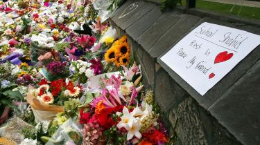 50 mennesker mistede livet i terrorangrebet på moskeer i Christchurch.