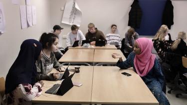 Da rektor Henrik Stokholm fra Nyborg Gymnasium i december gav to somaliske piger lov til på gymnasiets regning at fortsætte i 10. klasse, vakte det stor offentlig opmærksomhed.