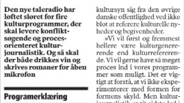 Dagbladet Information 25. oktober 2011