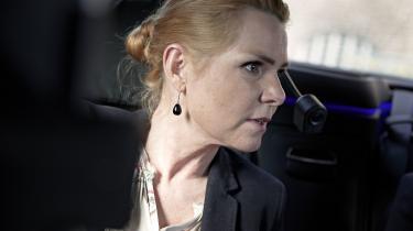 En mail, som komfrem i Dagbladet Information,dementerer Inger Støjbergs (V)forklaring til Folketinget.
