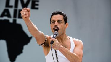 'Bohemian Rhapsody' er generelt blevet kritiseret for at nedtone Mercurys ████████ ved at svælge meget i forholdet til Mary Austen. Men i den kinesiske version antydes ██████ ikke med et ord, og scener, hvor Mercury ███████ er klippet ud.