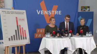 Det har i gennemsnit taget Finansministeriet mere end 46 dage at besvare udvalgsspørgsmål i indeværende folketingssamling, men skytset til Venstres kampagne mod Socialdemokraternes påståede udlændingepolitik blev udarbejdet på bare fire dage.
