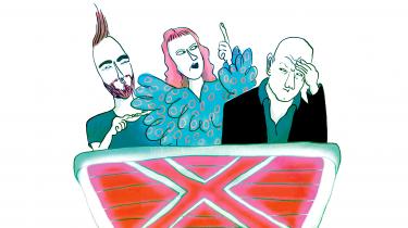 Finalen i X Factor ruller over skærmen fredag aften – og for første gang på TV 2, som straks købte konceptprogrammet, da DR efter 11 sæsoner valgte at droppe det. Vi vælger at fokusere på det vigtigste: Sådan klarede Oh Land, Blachman og Ankerstjerne deres dommerdebut på TV 2