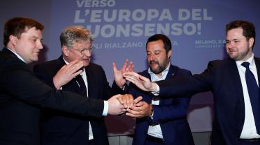 Paradoksalt nok er de mest hårdtslående initiativer på migrantområdet kommet fra de enkelte nationalstater: Søtransporten fra Libyen til Italien blev først for alvor bremset, da Matteo Salvinis regering tog fat og indgik en række suspekte aftaler med lokale militser og menneskesmuglere.