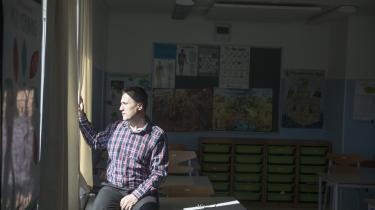 'Vi har klart den fordel, at vi har et tæt samarbejde med forældrene,' siger Erhan Yildiz, der er rektor ved den muslimske friskole AHI International Skole.