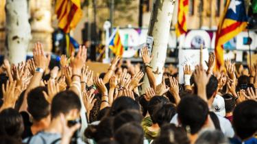 Det er de catalonske separatister, der med kampen for uafhængighed har fremkaldt en højrenational modreaktion – med fokus på stærkere centralstyre og et nej til regional selvbestemmelse – som har styrket den yderste højrefløj repræsenteret ved partiet Vox, skriverMartin Gøttske.