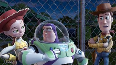Mange film får filmredaktør Christian Monggaard til at fælde en tåre, men især Toy Story-filmene går rent ind hos familiefaren.