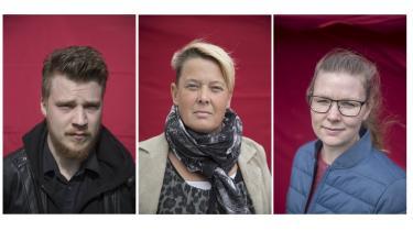 Hvad er de vigtigste kampe for arbejderbevægelsen i dag? For deltagerne ved 1. maj- arrangementerne i Roskilde og Køge var det vigtigste at bekæmpe ulighed og højne velfærden