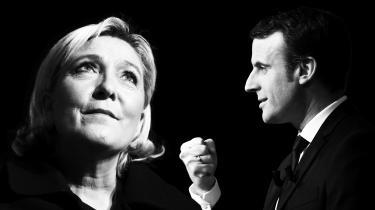 De to gamle partier er decimeret, og venstrefløjen er historisk splittet. Selv om det franske europaparlamentsvalg ikke officielt er et opgør mellem Emmanuel Macron og Marine Le Pen, bliver valgkampen alligevel én lang stedfortræderkrig mellem de to store i fransk politik. Igen
