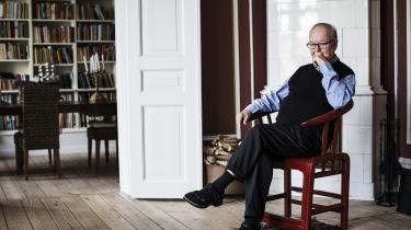 Forfatteren Sven Holm døde lørdag, 79 år gammel, efter nogen tids svær sygdom.
