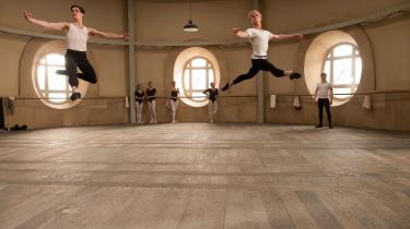 Filmportrættetaf RudolfNureyev viser den russiske balletdanser som et geni, skriver vores balletanmelder.