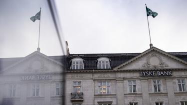 Den sag om Jyske Bank viser, at»at bankerne ikke er gode nok til deres hvidvaskbekæmpelse,«menerbankekspert og seniorrådgiver fra Aalborg Universitet Lars Krull.