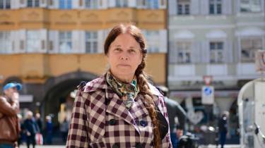 »Jeg vil have uafhængighed fra Italien, og at Sydtyrol bliver selvstændigt eller vender tilbage til Østrig,« siger Eva Kloz, der er grundlægger af partietSüd-Tiroler Freiheit, Sydtyrols Frihedsparti.