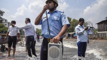 Når man ser på, hvilke enorme miljø- og klimakatastrofer Indien står over for – og midt i – er det ufatteligt, at de ikke talte om det i valgkampen