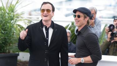 Tarantino bad i en skriftlig henvendelse til samtlige medier, der fik lov at se hans nye film 'Once upon a time in Hollywood' i Cannes om ikke at afsløre indholdet af filmen.