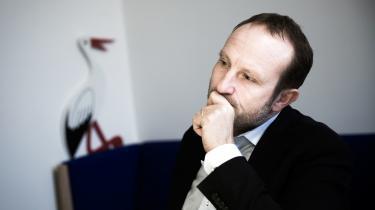 »Nu er vi klar til at se på det, hvis det kommer på europæisk plan,« udtaler Martin Lidegaard (RV) om en europæisk transaktionsafgift.