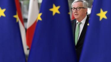 Hvem skal overtageEU's mest magtfulde post som formand eller -kvinde for EU-Kommissionen efter Jean-Claude Juncker?
