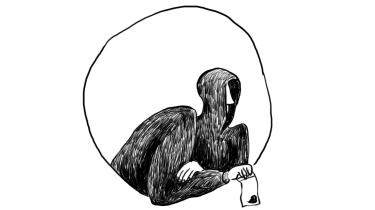 Tiltalte forklarer, at han bare skulle mødes med en veninde og drikke en kop kaffe.