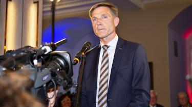 Dansk Folkeparti fik onsdag det største symbolske tilbageslag i dansk politik, siden Fremskridtspartiet stormede ind ved jordskredsvalget og knuste de gamle magtpartier. Nu bindes sløjfen: Kristian Thulesen Dahl risikerer at have gjort sit parti overflødigt