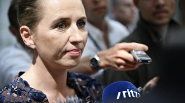 Hvis Mette Frederiksen har en ambition om at leve op til Jeppe Aakjærs ord om at være den fattiges værner, så kan hun ikke acceptere den præmis og lade stå til, mens der opstår en ny underklasse i Danmark.