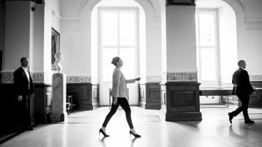 Inden de nye ministre går i gang med at udvikle ny politik, burde de rydde op i deres ministerier og tage kritisk stilling til de opgaver, som medarbejderne i ministeriet og de tilhørende styrelser er ansvarlige for, skriver managementkonsulent Louise Siv Ebbesen.