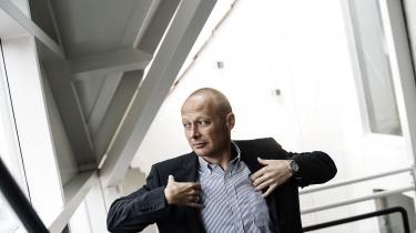 Martin Ågerup, direktør forCEPOS.