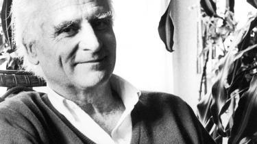 Michel Serres døde den 1. juni, 88 år gammel. Naturpagten er ét blandt en række af væsentlige værker, han efterlod.