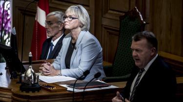 Pia Kjærsgaards tid som Folketingets formand er en bemærkelsesværdig episode i fortællingen om Dansk Folkepartis storhed og fald