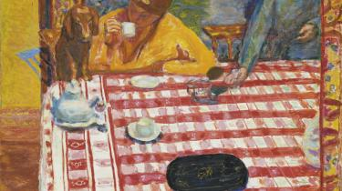Pierre Bonnard: 'Le café'.