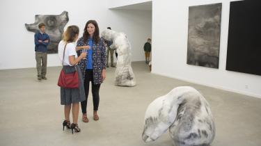 Kunsthal 44Møen viser altid viser skarp, konceptuel samtidskunst, og i år er ingen undtagelse.