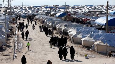 Søndag d. 23 juni blev en 13-årig dansk dreng som den første evakueret fra en lejr i det nordlige Syrien.